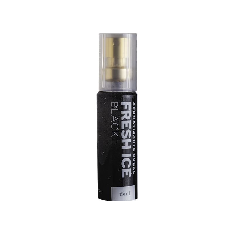 Fresh Ice Black Aromatizante Bucal 15mL