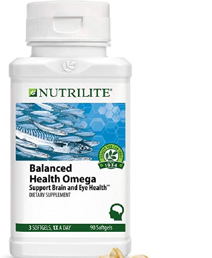 Omega 3 Nutrilite Amway -  Benefício Para O Coração