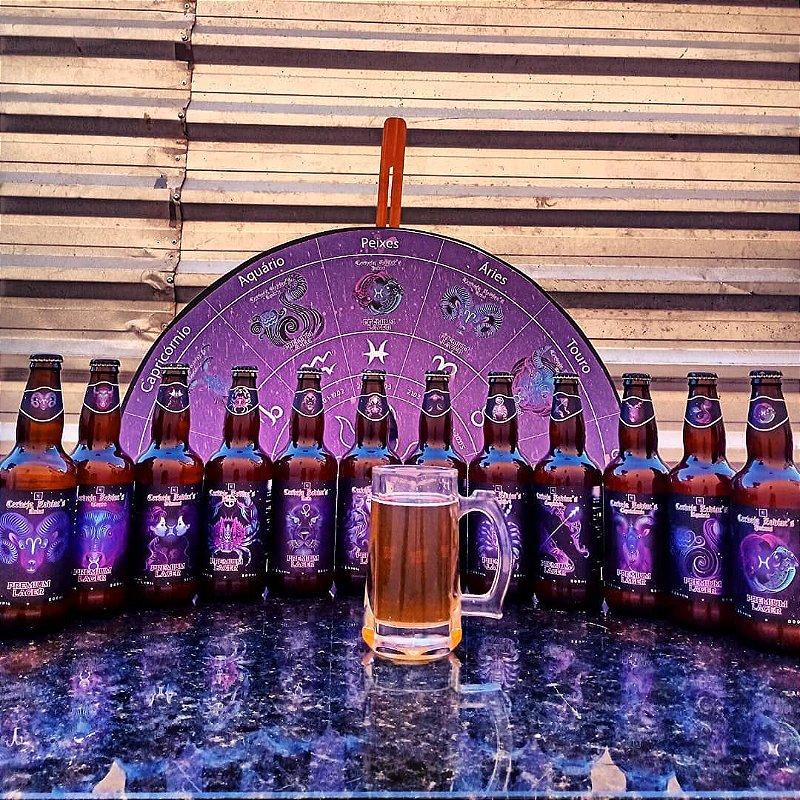 Cerveja Artesanal Zodiacs 500ml - A Cerveja Dos Signos