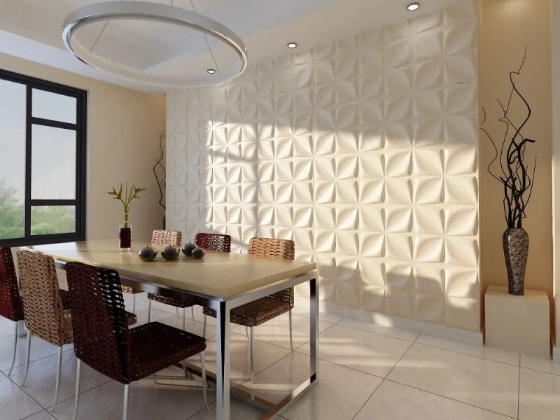 Revestimento Decorativo Placas 3D Zannone 1mt²