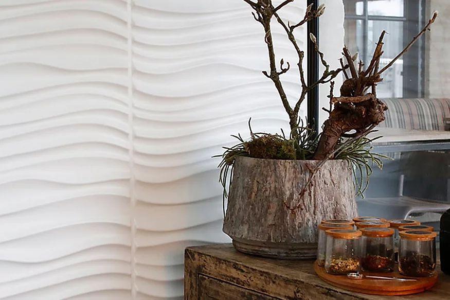 Revestimento Decorativo Placas 3D  Razzoli 1 mt²