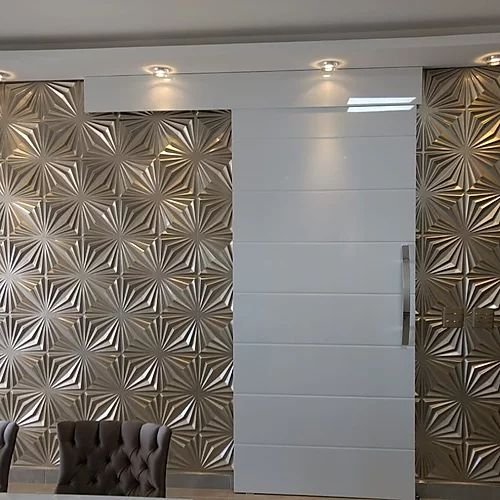 Revestimento Decorativo Placas 3D  Arezzo 1 mt²