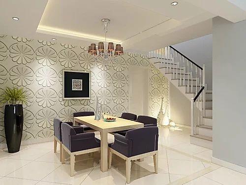 Revestimento Decorativo Placas 3D  Perurgia 1 mt²