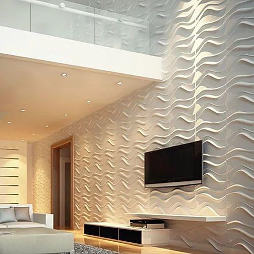 Revestimento Decorativo Placas 3D  Comacina 1 mt²