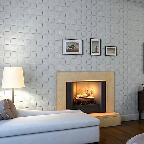 Revestimento Decorativo Placas 3D  Linosa 1 mt²