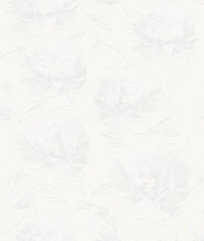 Papel de Parede ATEMPORAL - 3801 Flores
