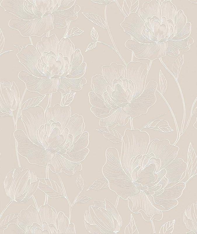 Papel de Parede ATEMPORAL - 3802 Flores