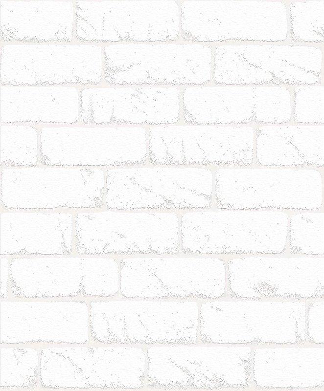 Papel de Parede ATEMPORAL - 3805 Tijolinho Branco
