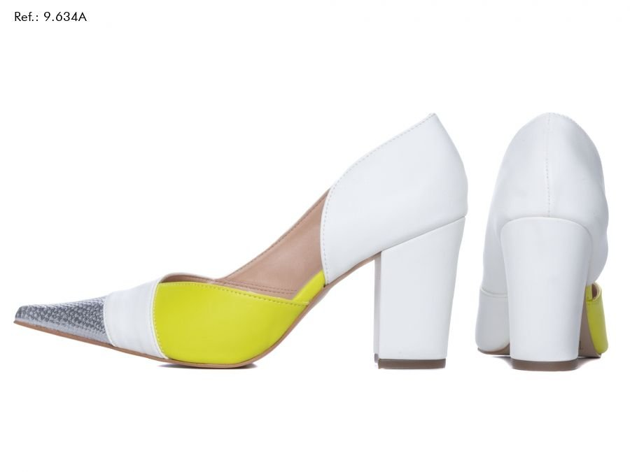 Sapato Scarpin 9.634A - Torricella