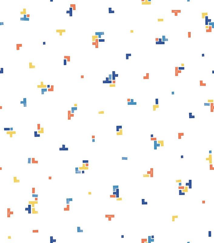 Papel de Parede Infantil Brinquedo Lego - Coleção Brincar 3632