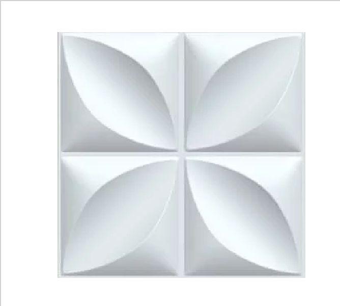 Placas de Revestimentos 3D -PARIS Linha POP Autoadesiva fita 3M