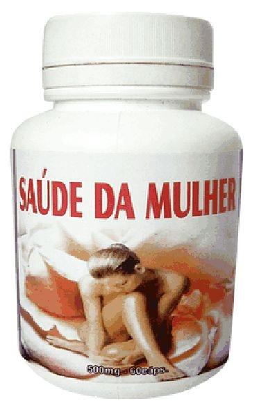 SAUDE DA MULHER 60 CAPS
