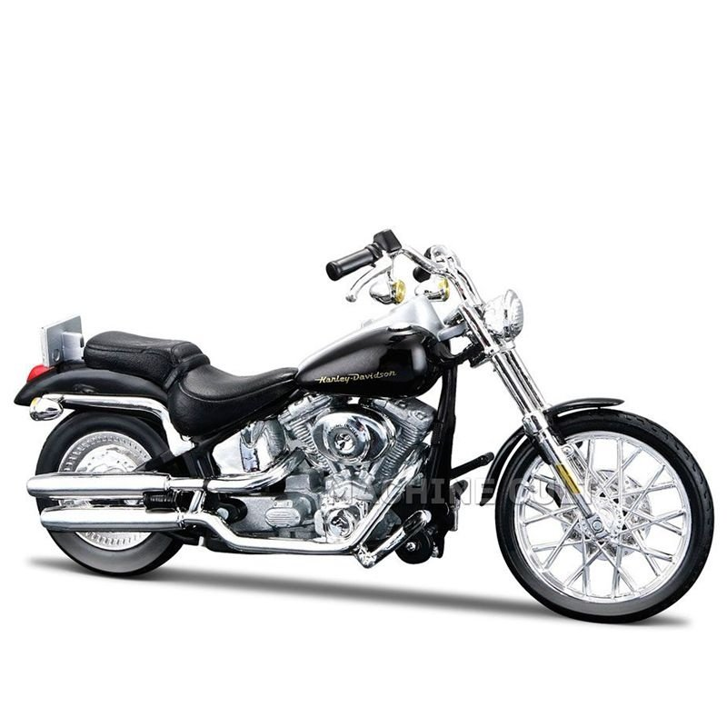 miniatura moto harley