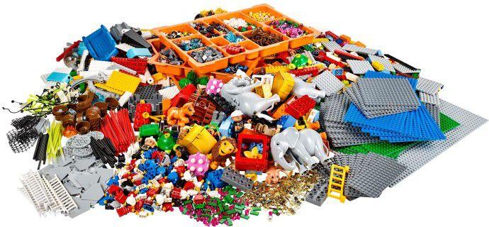 Lego Serious Play 2000430 Identity And Landscape Kit - The Bricks Imports!  - The Bricks Imports, Especializados em Modelos e Peças Lego!