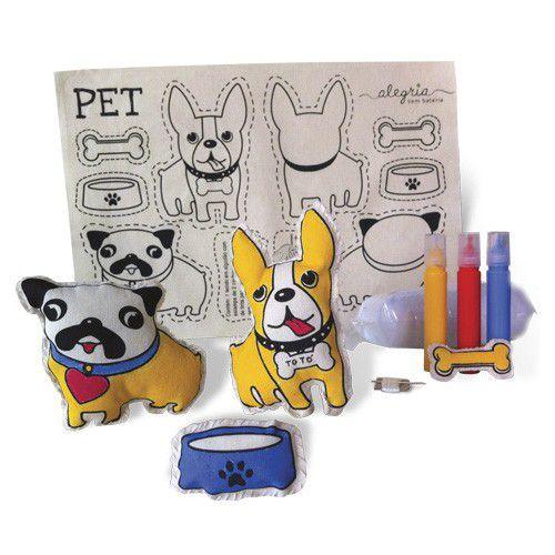 Pets - Bonecos de pano