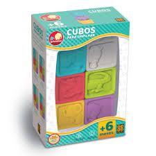 Cubos para empilhar