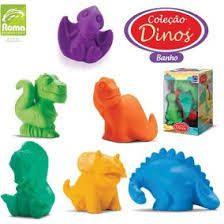 Dinossauros para  Banho