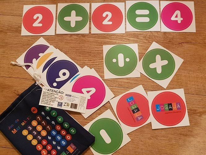 Jogo da Sacola - Matemática