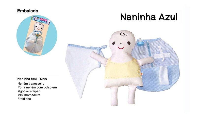 Naninha Azul