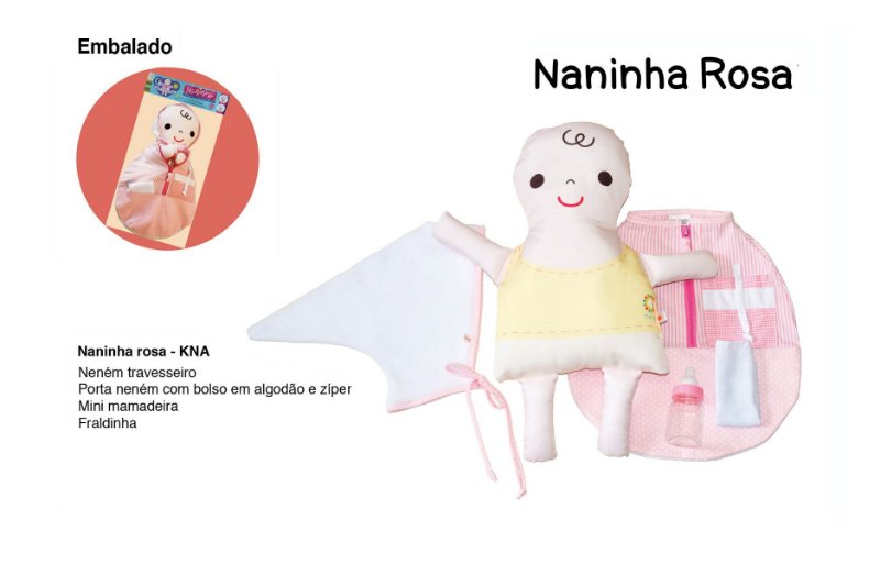 Naninha Rosa