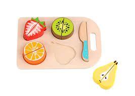 Cortando frutas