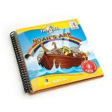 Jogo de Lógica Noahs Ark