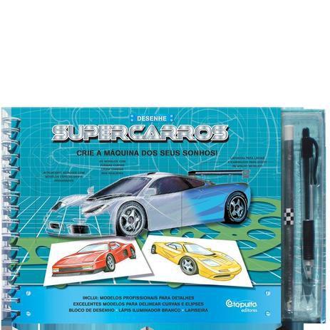 Desenhe Supercarros