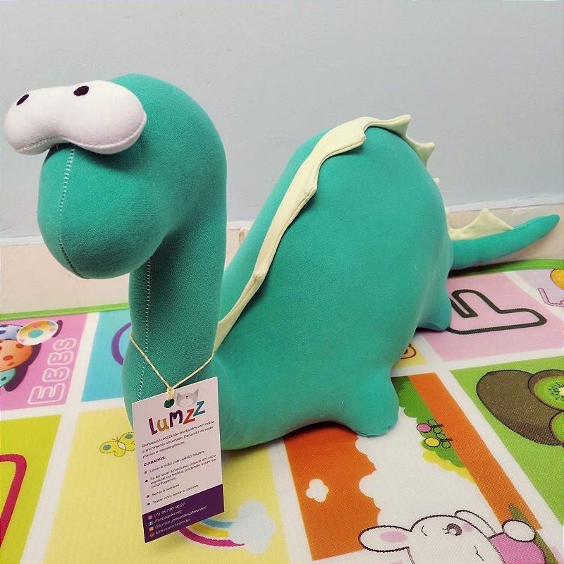 Dinossauro em Tecido de Malha
