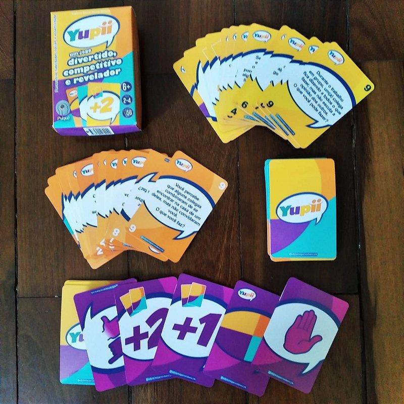 Yupii - Jogo de cartas