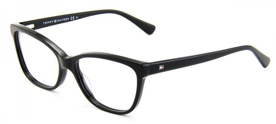 68b8d663c7774 Armação Tommy Hilfiger TH1531 - Óculos Center Fábrica de Óculos