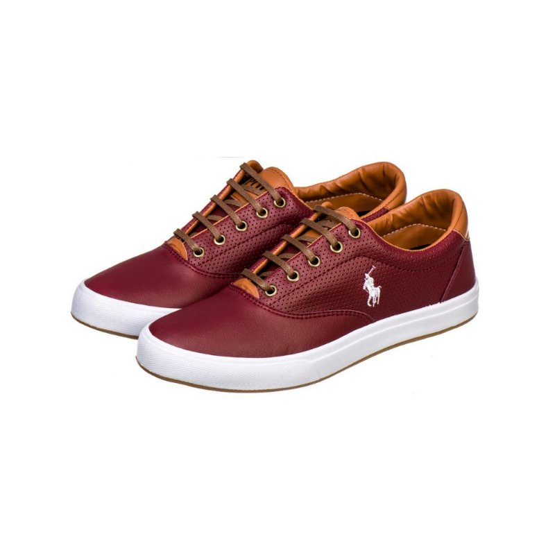 Sapatênis masculino polo way Bordo
