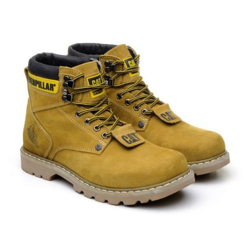 -Bota Caterpillar Second Shift Castor
