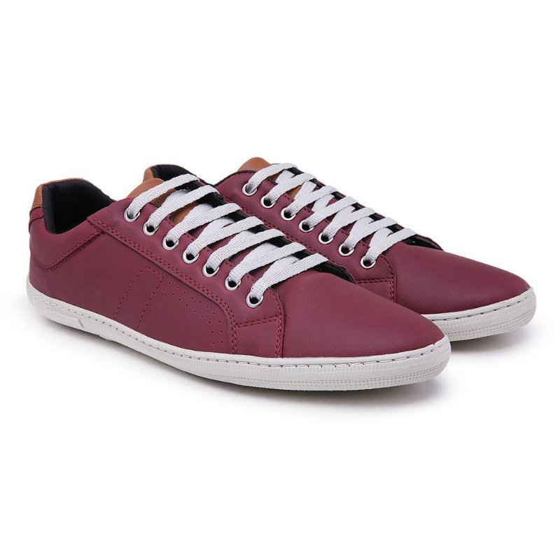 Sapatênis Doc Shoes Bordo