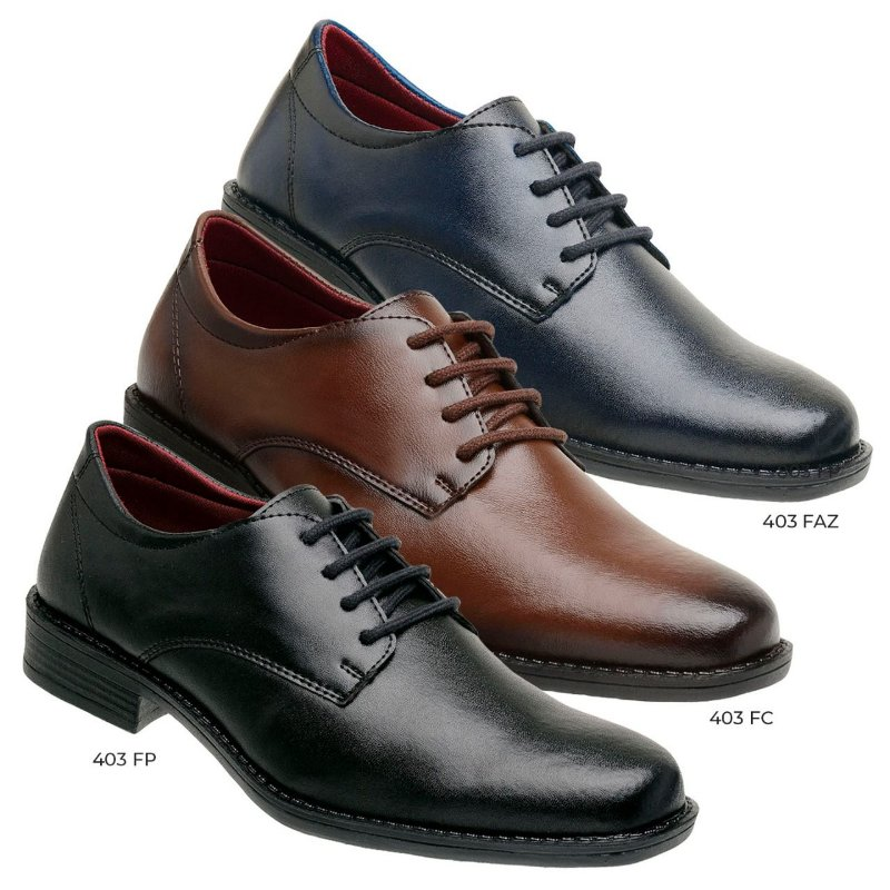 Kit 3 pares oxford  urban alth