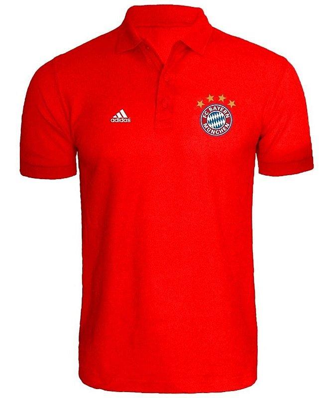 Camisa Polo Bayern