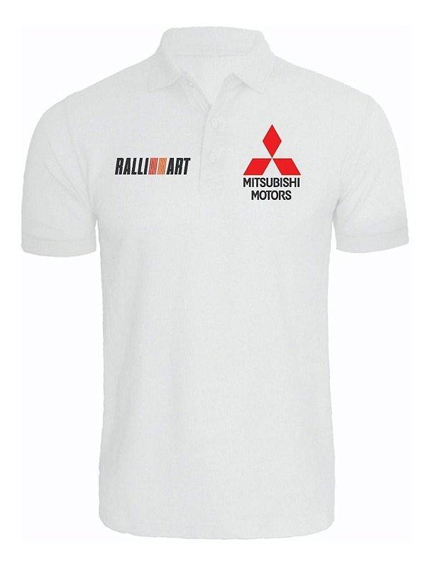 Promoção Camisa Polo Mitsubishi