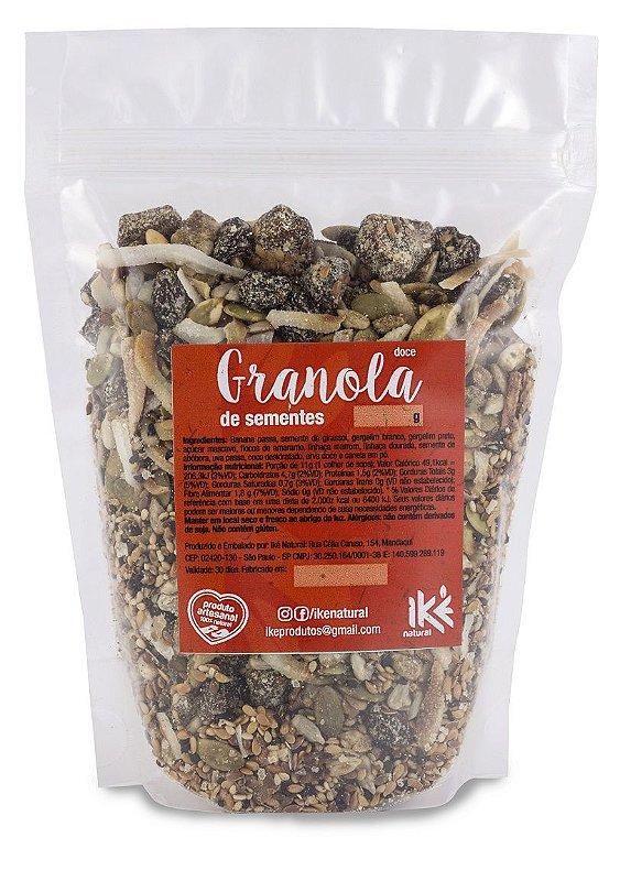 Granola Doce de Sementes e Frutas Secas (250g) *Produto Vegano*