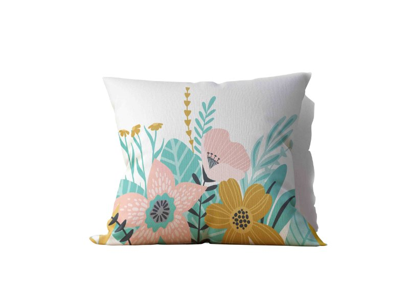 Almofada decorativa Beauty Garden - 45x45 - by #1 AtHome Loja