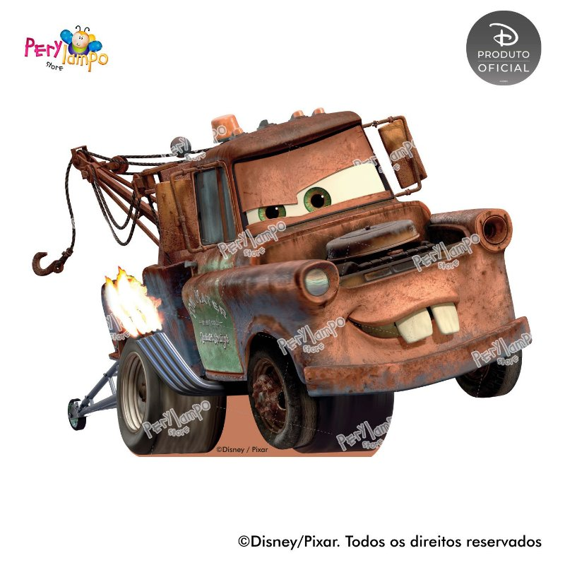 Display Totem De Chao Carros Desenho Tom Mate Perylampo Store