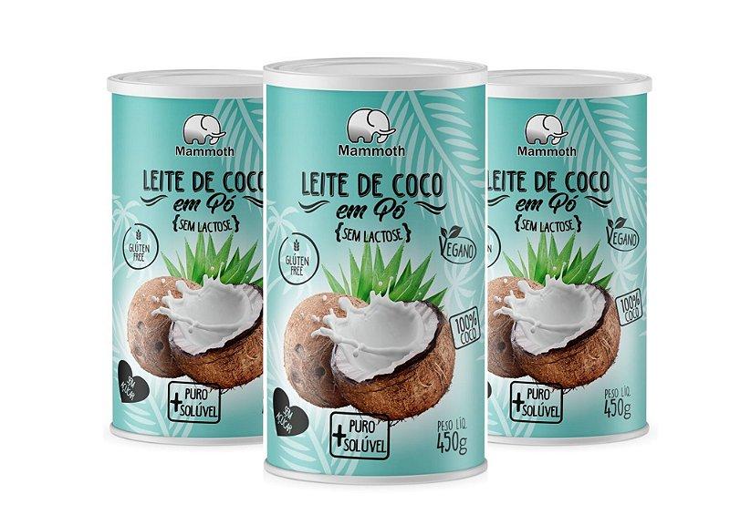 TRIO Leite de Coco em Pó 450g