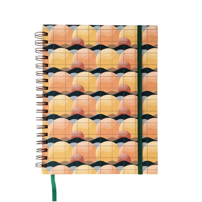 Notebook Lume - Sol