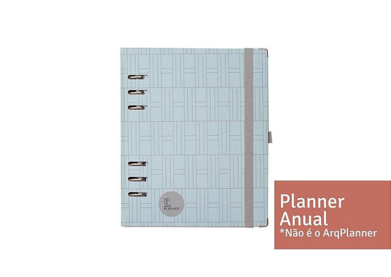 Planner Anual Profissional + Paginações - Zaha