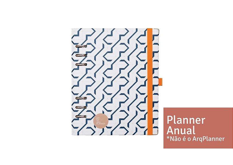 Planner Anual Profissional + Paginações - Rem