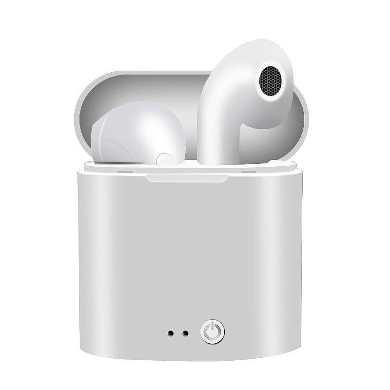 Fone Bluetooth Xiaomi i7S Branco