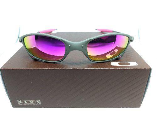 92bff74e9308d Replicas de Óculos Oakley Juliet Primeira Linha. Previous  Next. Oculos ...