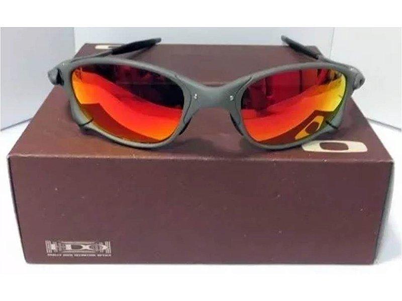 7e23633a42d08 Replica Oculos Oakley Penny X-metal Ruby +certificado+teste - Replicas de Óculos  Oakley Primeira 1 Linha Replica Perfeita