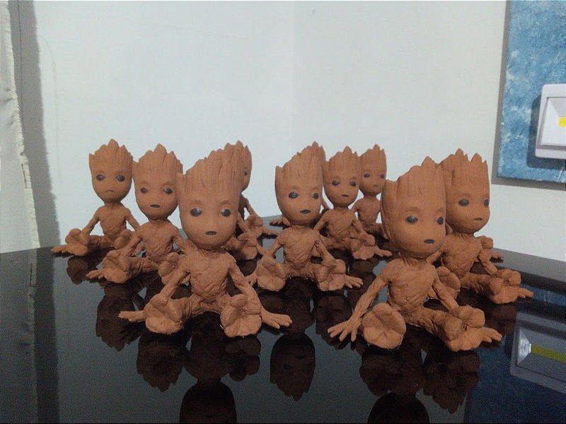 Vaso para suculenta / peça decorativa Baby Groot