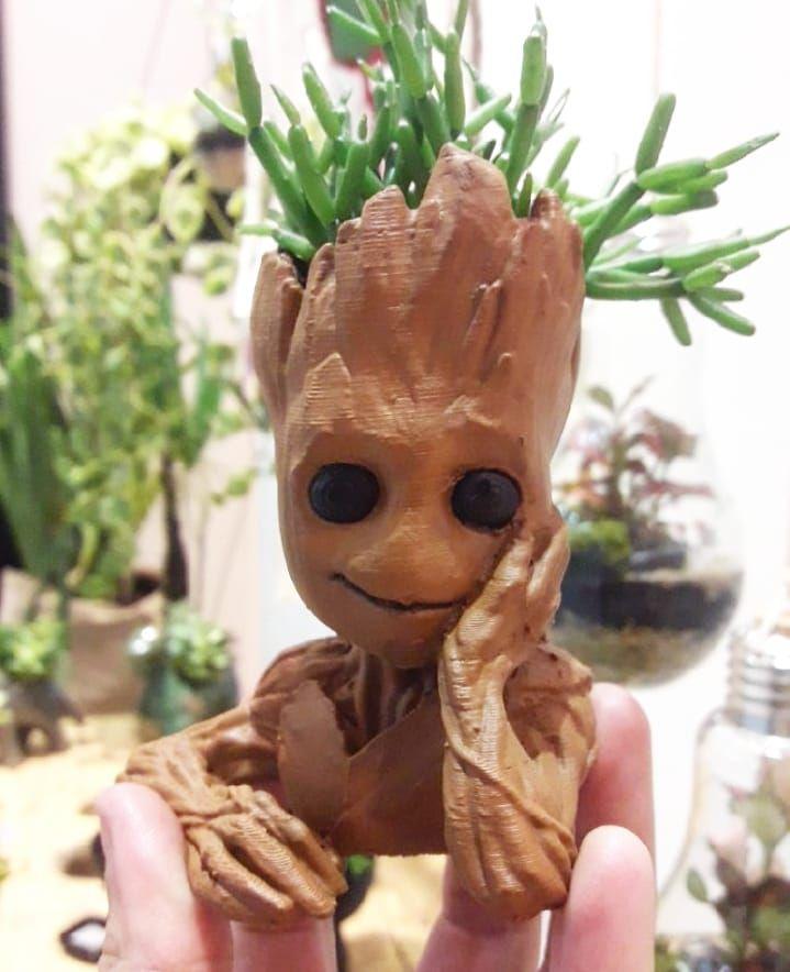 Busto Baby-Groot