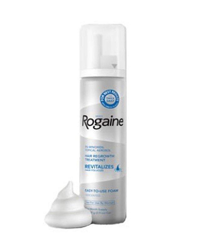 Rogaine Foam Minoxidil 5% Espuma - 1 mês*PRODUTO NO BRASIL!