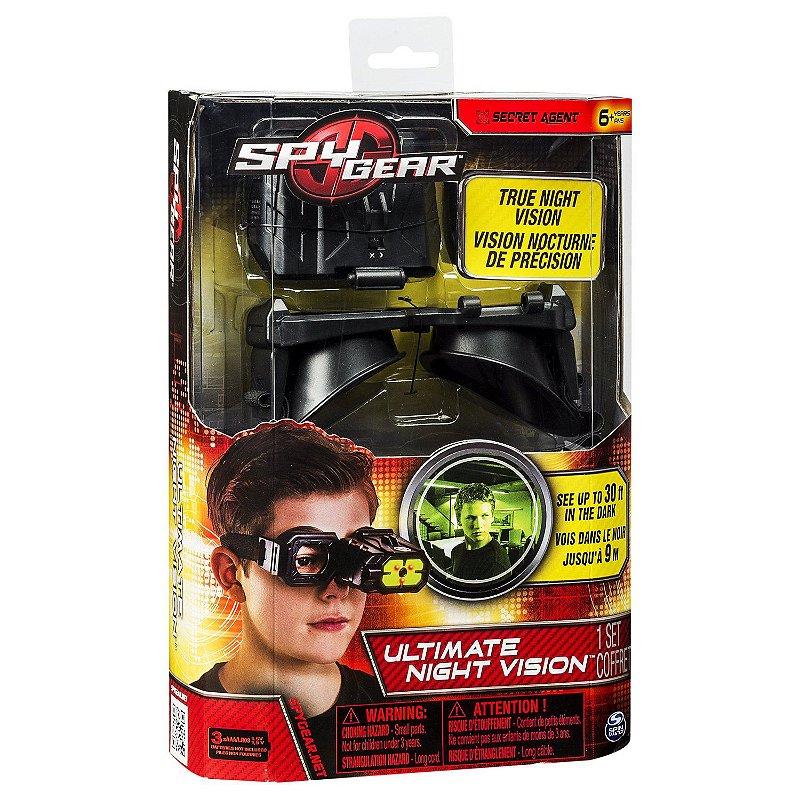 Spy Gear Visão Noturna Goggles*PRODUTO NO BRASIL!